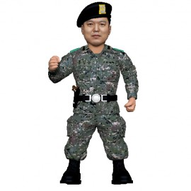 군인/화이팅/진급/영전/전역선물